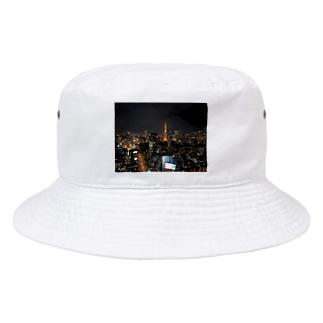 Tokyocity Bucket Hat