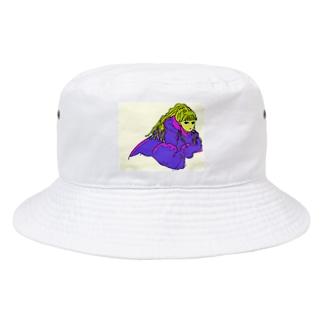 女の子⑤ Bucket Hat