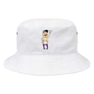 パーリーピーポー(じいさん)PARIJI Bucket Hat
