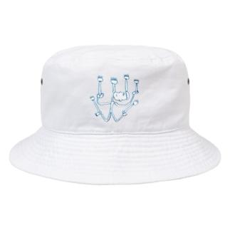 バランスほうき自慢 Bucket Hat