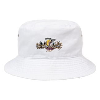 タバコまみれ Bucket Hat