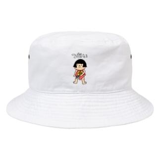 まさかりJr. Bucket Hat