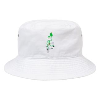 生まれた時から蕎麦出前人 Bucket Hat