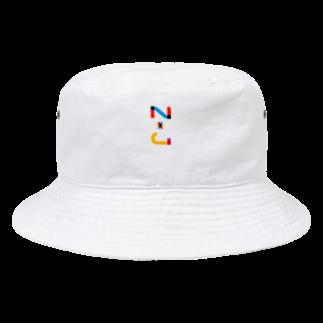 marikiroのZJ initial Bucket Hat