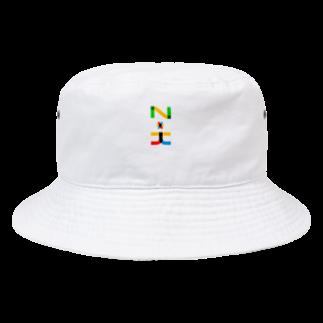 marikiroのZK initial Bucket Hat