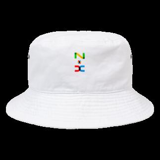 marikiroのZX initial Bucket Hat
