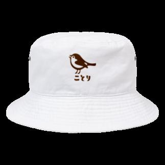 ttsoulのことり Bucket Hat