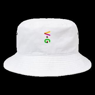 marikiroのVG initial Bucket Hat