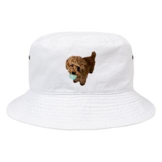 伝説の秘宝を携えし犬 Bucket Hat