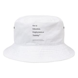 NEET定義 Bucket Hat