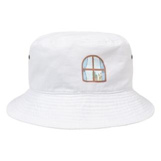 オカメインコ / みてる…!! Bucket Hat