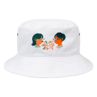 ナポリタン・ラブ Bucket Hat