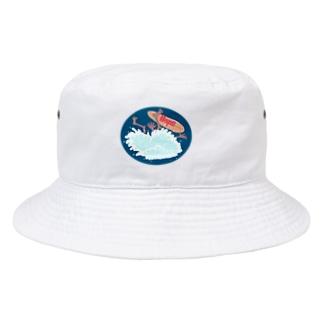 長里徹應のOops Bucket Hat