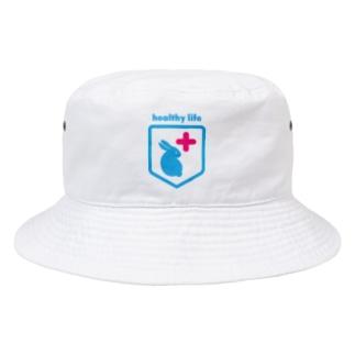 うさぎの健康を考える Bucket Hat