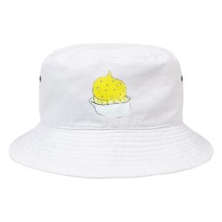 レモンサワー頼んだ時のやつ Bucket Hat