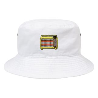 レトロ家電 Bucket Hat
