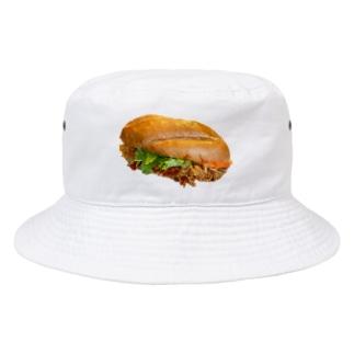 いちばんうまいバインミー Bucket Hat