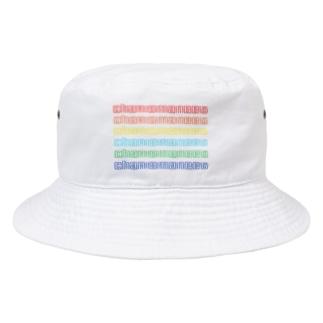 Charisma neet ヴィンテージロゴ Bucket Hat