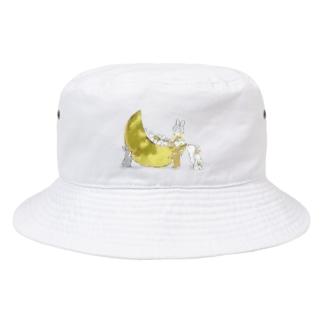 ベビーうさぎ Bucket Hat