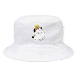 もじゃまる昇天 Bucket Hat
