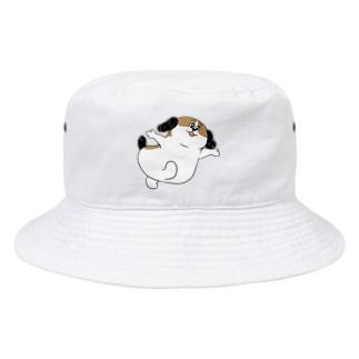 もじゃまるあそんで Bucket Hat