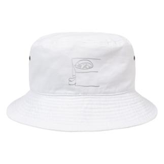 巣箱のマルティ Bucket Hat