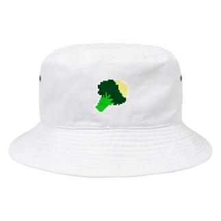ぶろこりー Bucket Hat