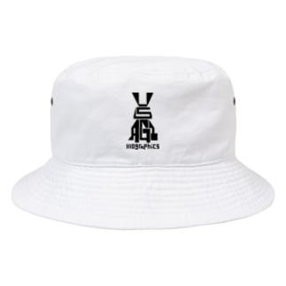 USAGI / 兎 Bucket Hat