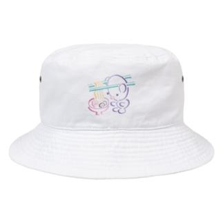 ミミハシ・らぁめん Bucket Hat