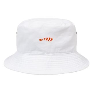 大の寿司 海老 Bucket Hat