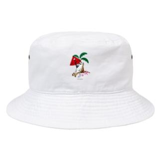 だんすだんすの化けーしょん Bucket Hat