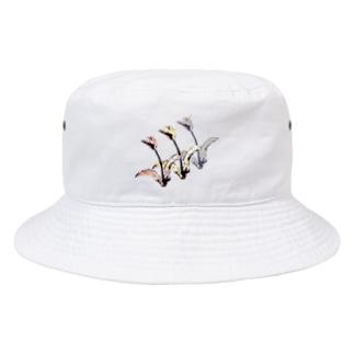 チューリップ🌷🌷🌷 Bucket Hat