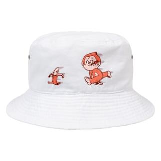 弱肉強食 Bucket Hat