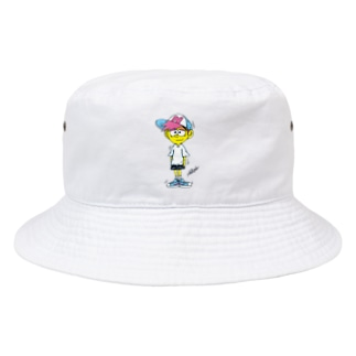 ねるねくん Bucket Hat
