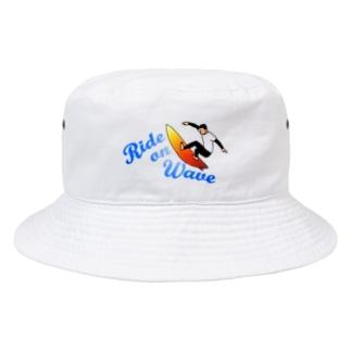 Ride on Wave Bucket Hat