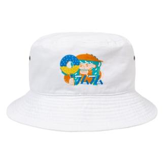 フムフムちゃん Bucket Hat
