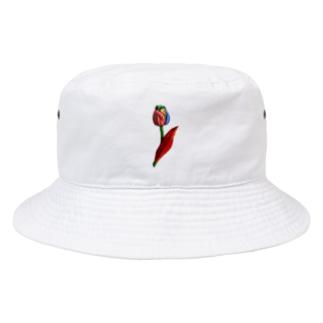 チューリップ(カラー) Bucket Hat