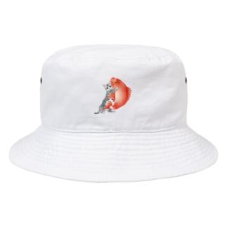 恋猫(姫ニャン) Bucket Hat