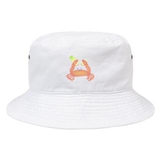 チョッキン!カニによりダイコン半分物語 Bucket Hat