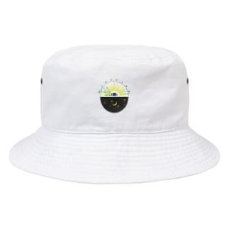 Capspark  万物を照らす光 Standard Bucket Hat