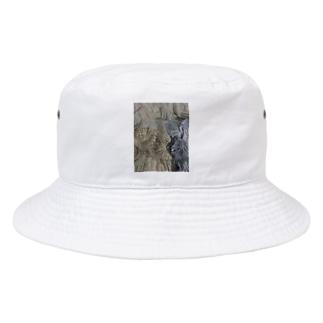 淡いまばたき Bucket Hat