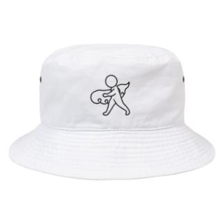 筋斗雲とさんぽ Bucket Hat