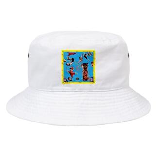 バー弓子vol.11ファンアイテム♡ Bucket Hat