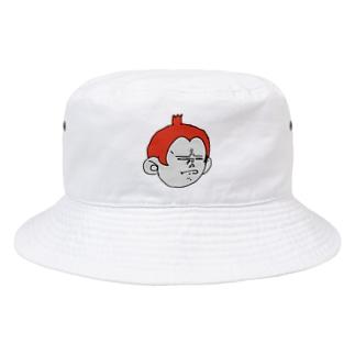 つまらん Bucket Hat