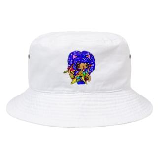 カラフル×ギャル② Bucket Hat