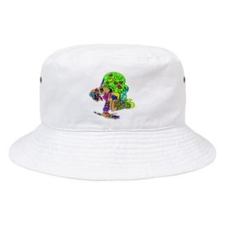 カラフル×ギャル③ Bucket Hat