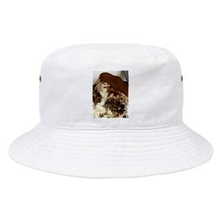 神戸英雄斗のティラMs.食べたい Bucket Hat