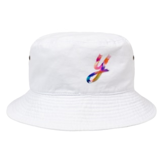 KEN's☆BASEBALL FAN SHOPのYOKOHAMA Bucket Hat