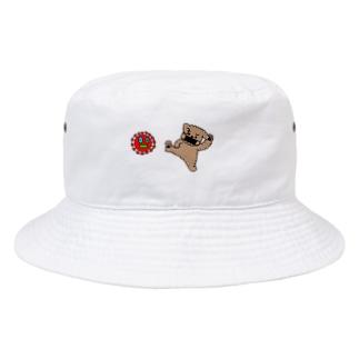 ウィルスばいばいヒーローズ Bucket Hat