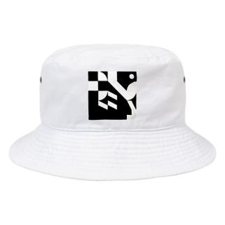 サッカーしようぜ! Bucket Hat